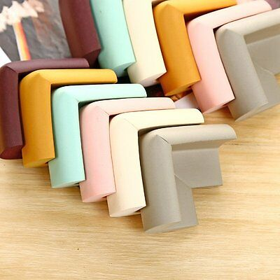 4X Soft Baby Child Safety Proof Corner Edge Cushion Desk Table Cover Protecto KU