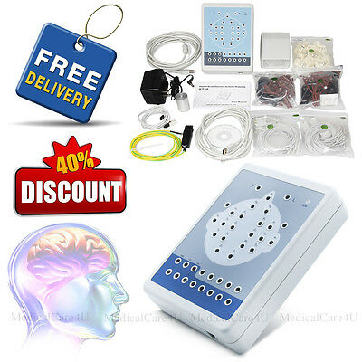 KT88 Digital Brain Electric Activity Mapping, EEG Machine, EEG Mapping, Software