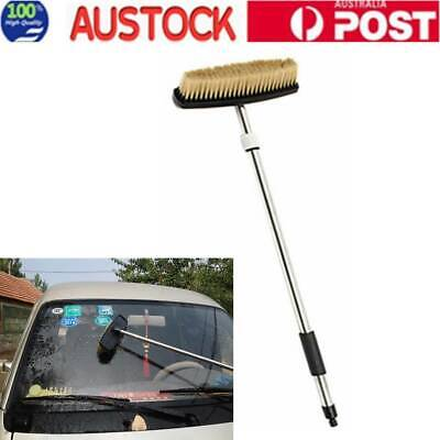 Car Wash Cleaning Brush Mop Telescoping Dusting Dust Brush 1.5m
