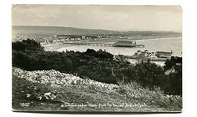 Western Super Mare from Ancient British Camp
