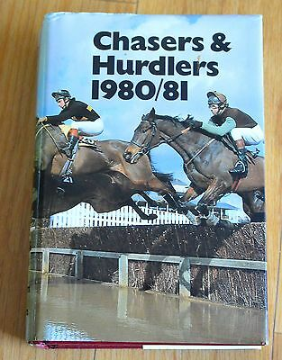 "Timeform ""chasers & Hurdlers"" 1980/81 Book Horse Racing"
