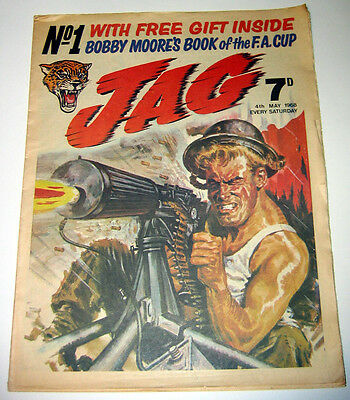 My 1960's Jag Comics Collection 31 Issues & 1 Annual
