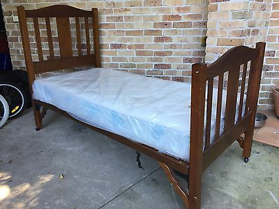 Antique Single Bed