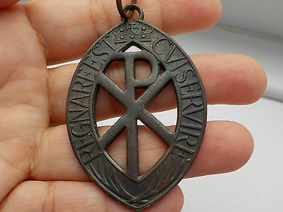Vintage Pendant Metal Detecting Find