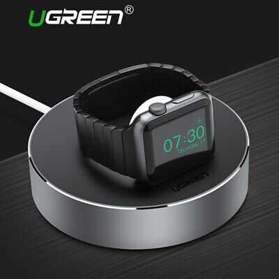 UGREEN Charger Holder Cable Winder Charging Dock Stand For Apple Watch iWatch