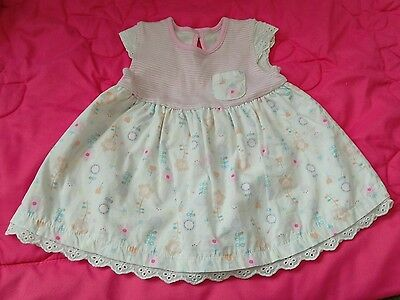 ** 0-3 month Baby Girls Dress 3 Month Summer Dress New Condition BEAUTIFUL **