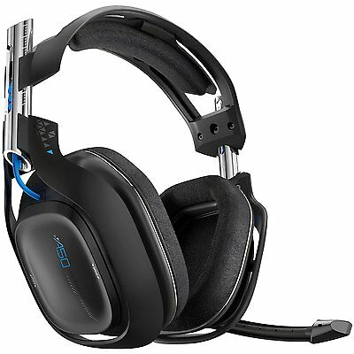 Astro Gaming A50 Wireless Headset - Black (PS4) NEW Sealed Original