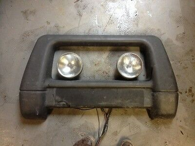 Land rover discovery 1 A Bar with spot lights