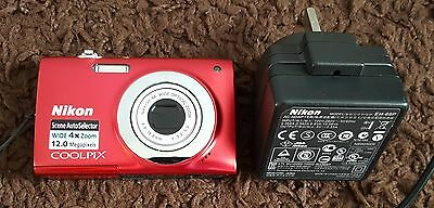 NIKON COOLPIX S2500 (used)