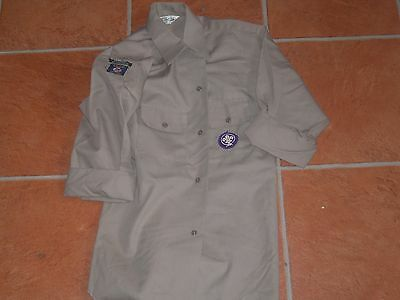 Vintage Scout Shirt  4Th Purley 1St Coulsdon