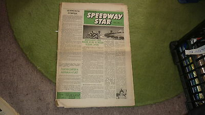 Old Australian Speedway Star Motor Racing Magazine, Jan 1979