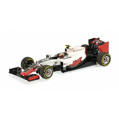 Minichamps Resin - 1:43 HAAS F1 Team Ferrari VF-16 - E.Gutierrez