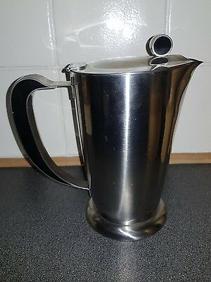 Vintage Gense Stainless Steel 18/8 Coffee Pot