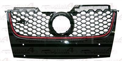 Volkswagen Golf Gti Mk5 2004 - 2008 Front Grille High Quality New Oe 1K0853651E