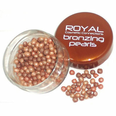 ROYAL BRONZING COSMETIC PEARLS 45 g  BRONZED AT ANY TIME EASY TO APPLY