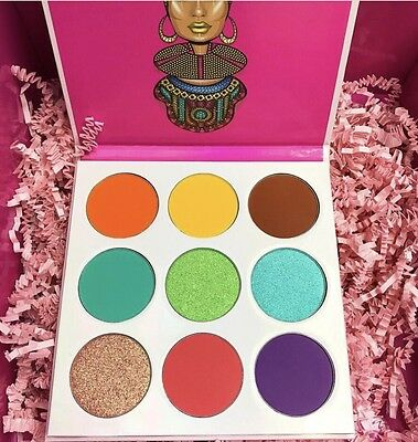Juvia's Place The Zulu Eyeshadow Palette 100% Genuine