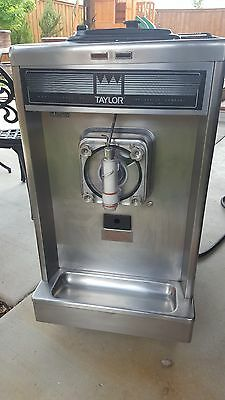Taylor 390-27 Frozen Drink Margarita Slushie Machine Air Cooled
