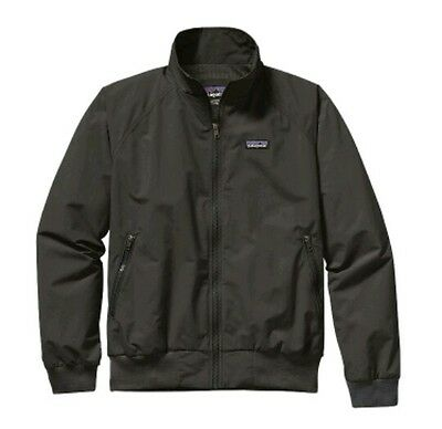 Brand new patagonia baggies jacket ink black small