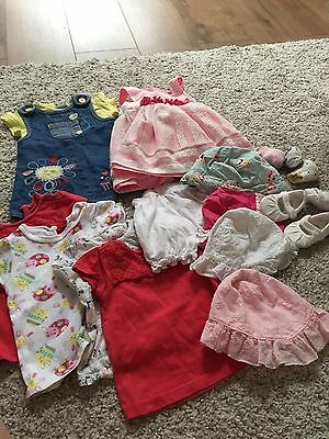 Baby Girl Summer Clothes 0-3 Months