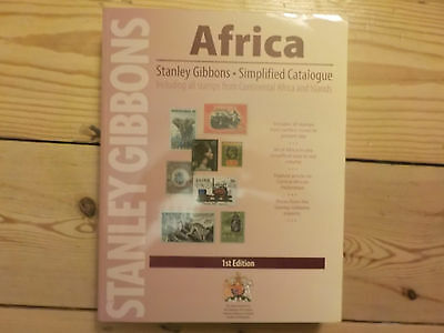STANLEY GIBBONS - Africa Simplified Stamp Catalogue 1st edition