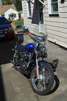 2007 Harley-Davidson Sportster  Excellent condition, low mileage, many extras