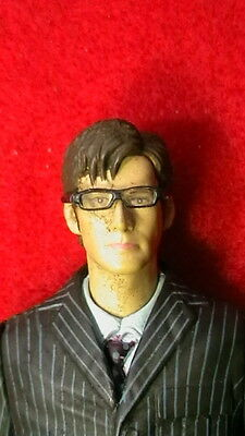 Bbc Doctor Who Figure With Glasses  2004 I Will Combined Postage