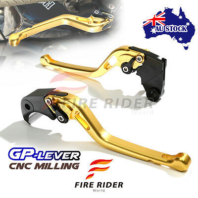 Fit Yamaha TMAX 530 SX / DX 2017 CNC LGB GP Black Long Front Rear Brake Levers