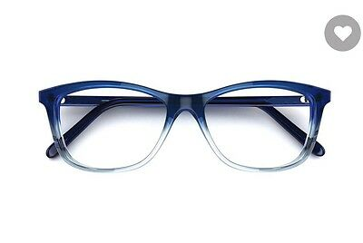 Specsavers Drew Women's Glasses Blue