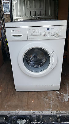 bosh wfo2466gb/ washing washing macine please read script below 5-9 kg wash ld