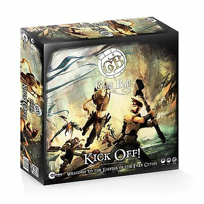 Guild Ball - Core - Kick Off!