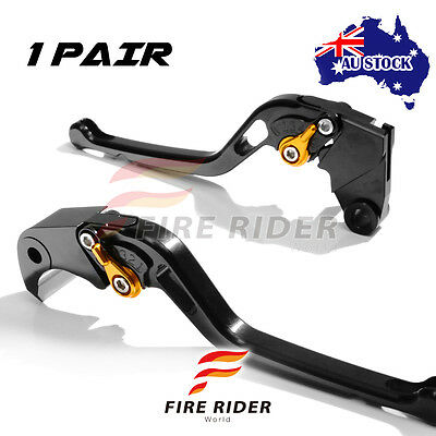 Fit Yamaha TMAX 500 08 09 10 11 12 CNC LBG GP Long Front Rear Brake Levers
