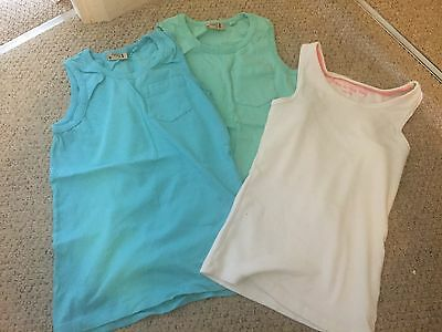 Bundle of 3 Next T Shirts  Vext Tops Age 7  (6-7)
