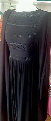 Dubai Branded Abaya/saleeeee/Beautiful lace/available here/
