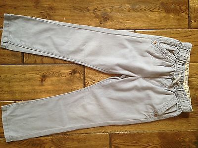 Boys Linen Trousers X 2 age 3-4 NEXT