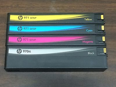 HP 970 971 970XL 971XL Empty Ink Cartridges Free Shipping