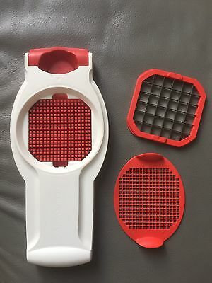 Tupperware Coup Chef avec lame 15 mm