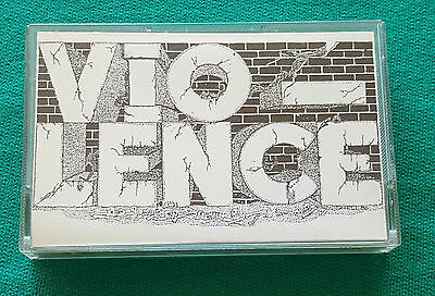 Vio-lence - Demo Tape - 1986 - Self Released - US Thrash - Metallica Exodus