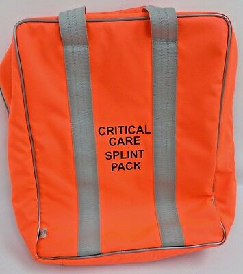CLEARANCE - LARGE MicrAgard Bag- Internal Removable Pouches - Critical Care Pack