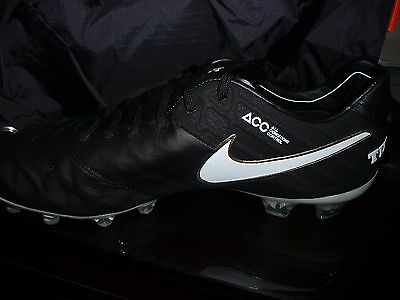 Nike Tiempo Legend Vi Fg [New] Soccer Cleats Acc  [819177 010] Men's Sz.11