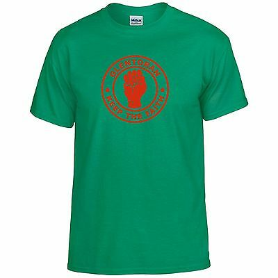 Glentoran Northern Ireland Fans Themed Keep The Faith Northern Soul T-Shirt