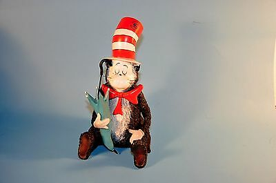 Vintage 2003 CAT IN THE HAT Coin Bank Dr Seuss