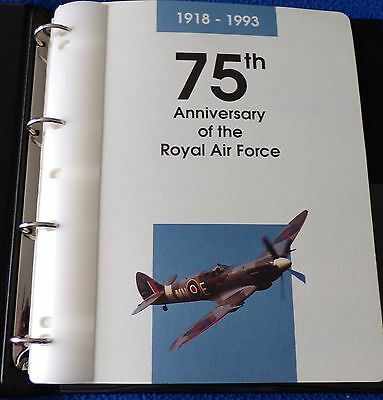 75th Anniversary of Royal Air Force Aviation Collection