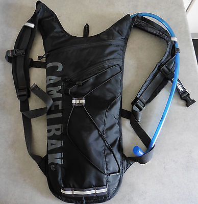 Camelbak hydration pack. 1.5 litre water bladder.