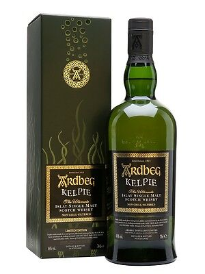 Ardbeg KELPIE 2017, Islay Single Malt Scotch Whisky, 46 % alc. Vol. 0,7L