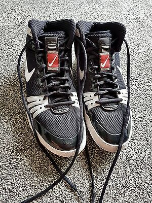 Nike Freek Boxing Boots Size 9.5uk
