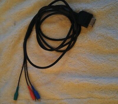 gamecube component cable