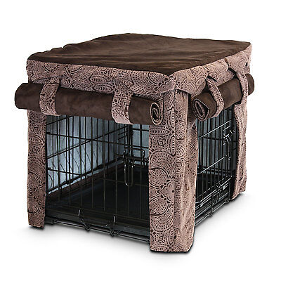 Cabana Crate Cover by Snoozer - Brown Size XXL