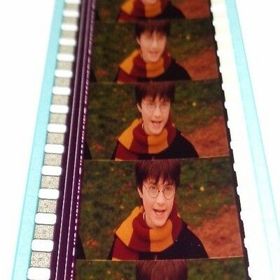 Harry Potter  5 Film Cell Strip - Buy 1 And Get 1 For Free