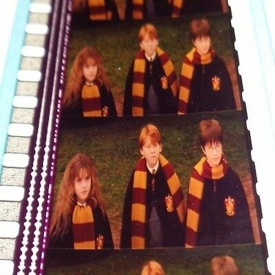 Harry Potter  5 Film Cell Strip - Buy 1 Get 1 For Free Fs