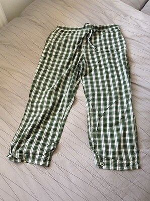 Mens Old Navy Pajama Bottoms Size Xl